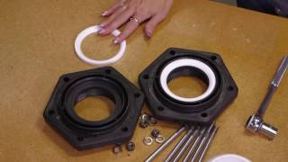 How to Rebuild a Banjo Bolted Ball Valves