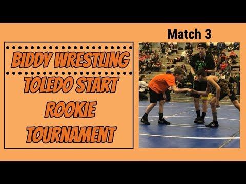 Toledo Start Rookie Tournament ~ 1/19/20 ~ Match 3