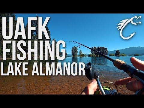 UAFK S2 EP8: Fishing Almanor 4k