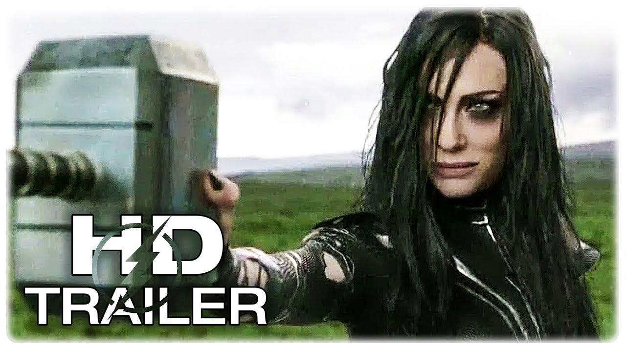 Download THOR RAGNAROK Trailer Goddess Of Death NEW (2017) Superhero Movie HD