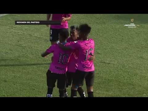 Independiente del Valle vs. Libertad [2-1]   CONMEBOL Libertadores Sub 20