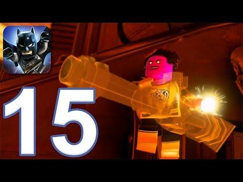 LEGO Batman: Beyond Gotham - Gameplay Walkthrough Part 15 (iOS, Android)