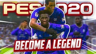 #6 BACK TO OUR BEST!!! TBJZLPlays Become A Legend PES 2020
