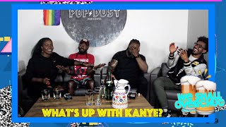Kanye's Evolution: From Chicago, to Trump, to Jesus is King | [EP 66] #WeShallOverChug