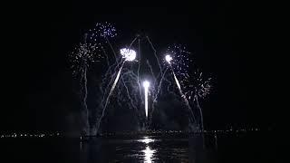 Seenachtsfest Konstanz 2017, Feuerwerk Teil 1 - Konstanz
