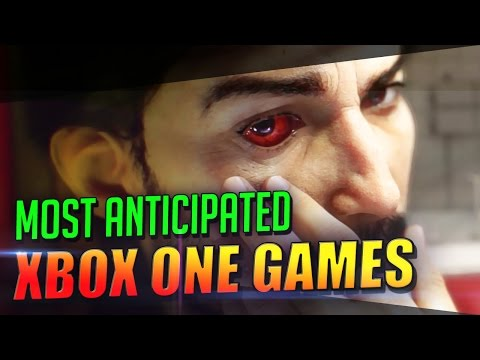 Top 10 Most Anticipated Xbox One Games of 2017