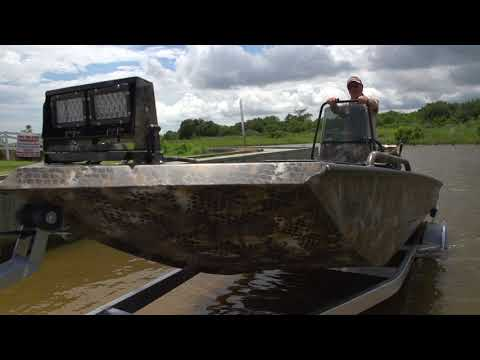Excel Marines f86 Pro Res Boat