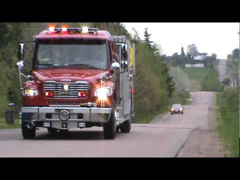 Firetrucks & Ambulance Lights& Sirens