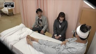 My Younger Sister Went To The Hospital To Visit Her Uncle. (JAPAN LIFE VLOG Vida Japonesa) 3