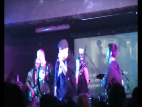 Kiave (Blue Nox) - Redenzione with O-Six Band (Live)