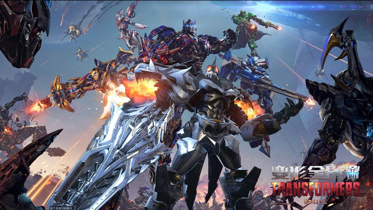 Transformers The Last Knight Online