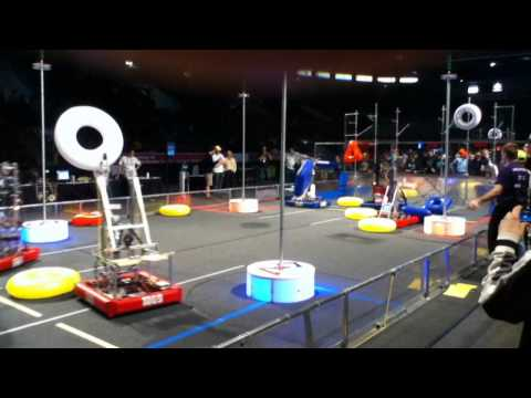 [FRC 2011] Logomotion GTR East Practice Match 2 thumbnail