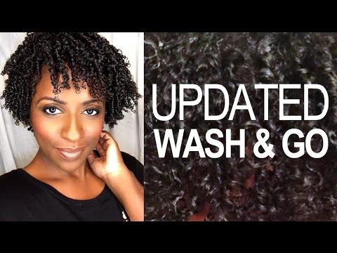 wash go short hair styles how i wash amp go 2016 updated routine for 4a 3633 | hqdefault