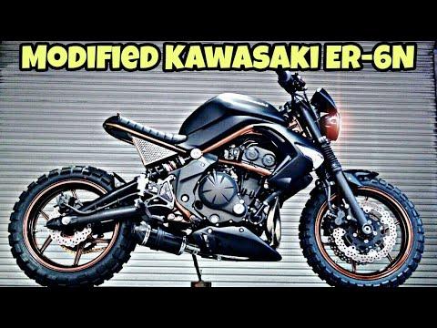 Kawasaki Er6n 2014 Zdjęcie Blokady A2 Throttle Restriction Removal
