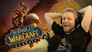 Quin Plays Vanilla World of Warcraft for the First Time EVER