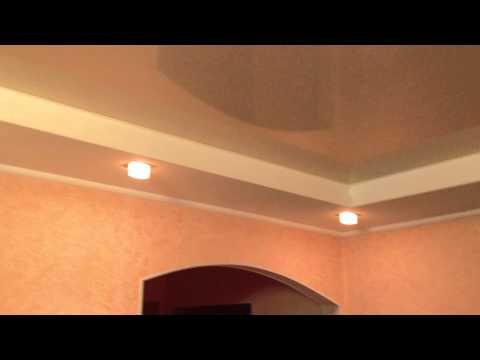 Натяжные потолки в Орле цены с установкой!