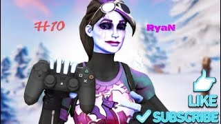 H1O RyaN A Fortnite MONTAGE [JEFF KUSH get active ]