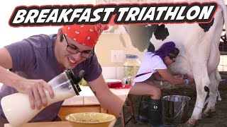 ULTIMATE BREAKFAST TRIATHLON (Bonus)