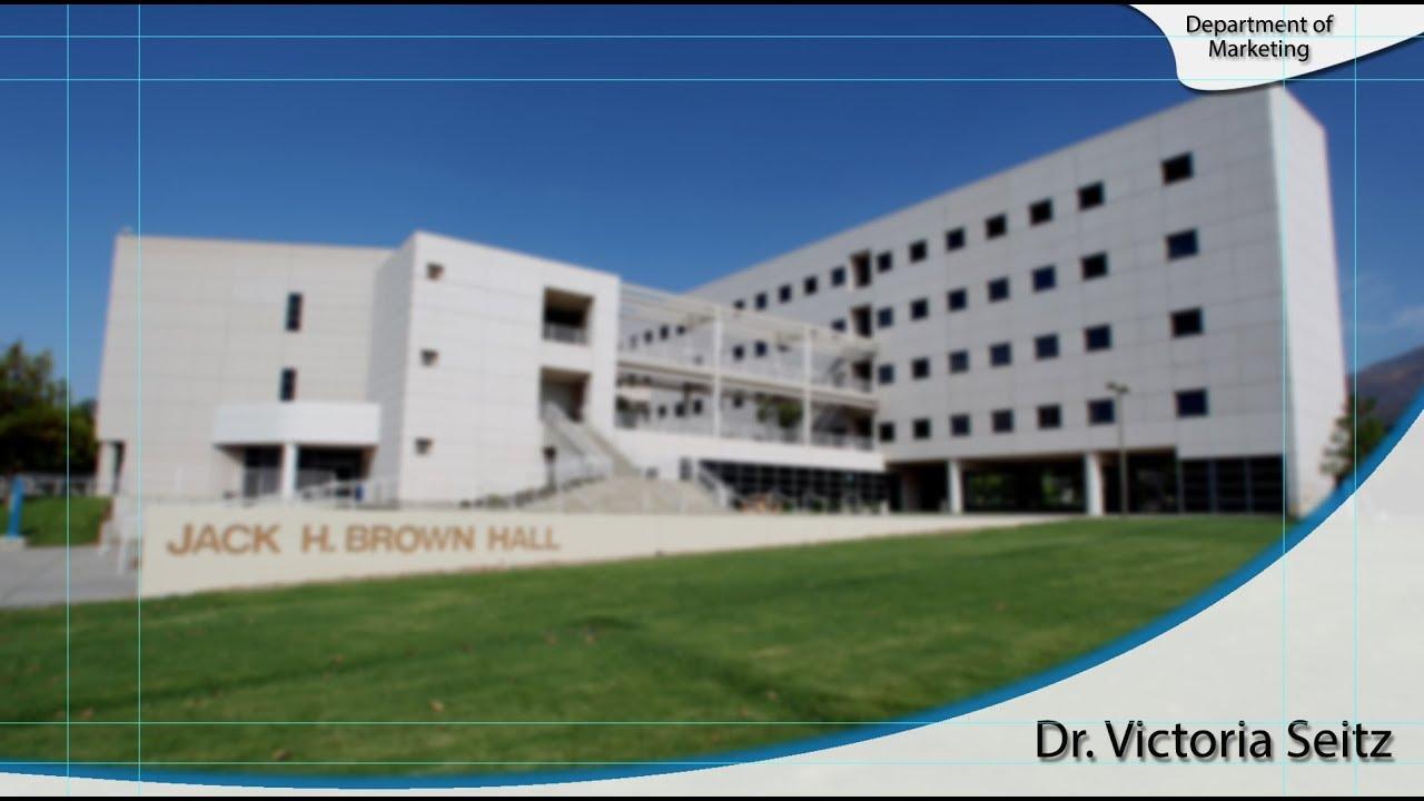 Department of Marketing | CSUSB JHBC