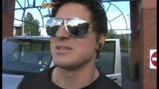Aaron's vlogs Ghost Adventures Ancient Ram Inn 8
