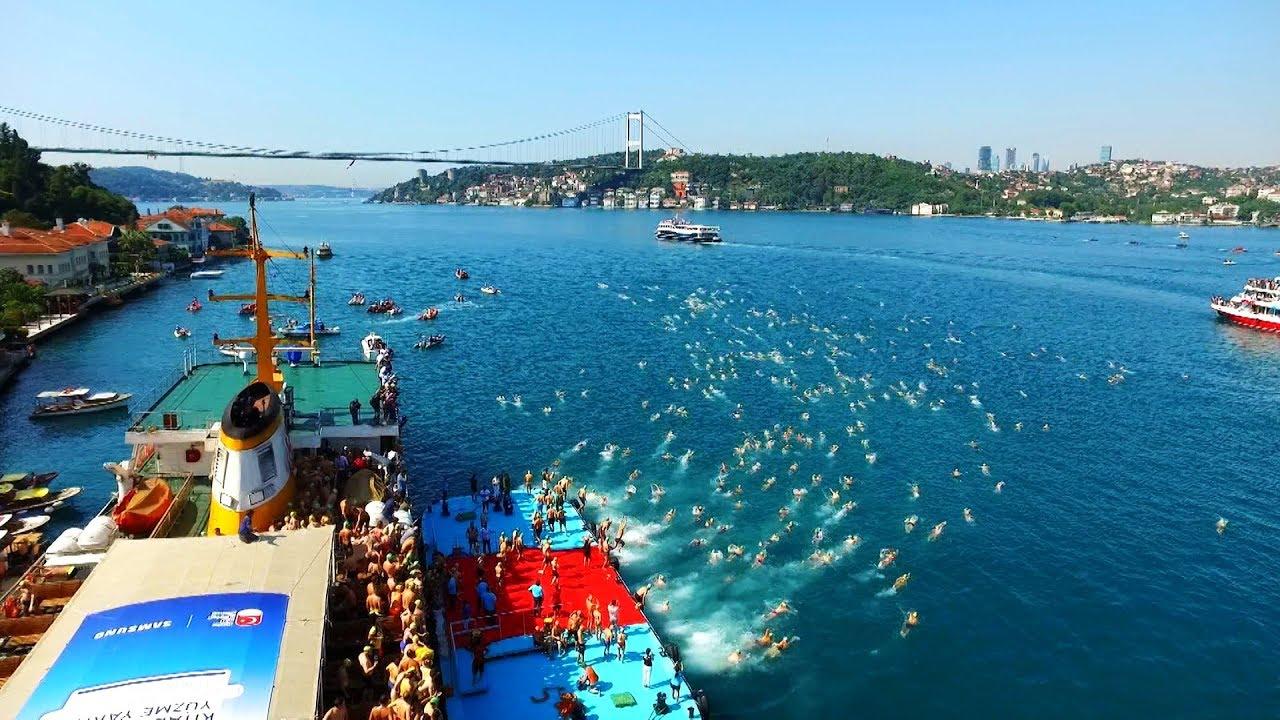 SwimTrek Turkey - Bosphorus