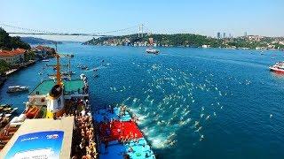 Samsung Boğaziçi Kıtalararası Yüzme Yarışı 2017 Uzun Versiyon