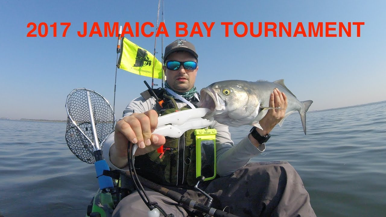2017 jamaica bay kayak fishing tournament brooklyn new for New fishing kayaks 2017