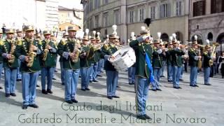 Fratelli d'Italia - Banda della Guardia di Finanza - Perugia 13.10.13