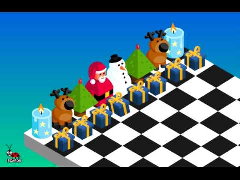 CHESS Animated Greeting Ecard YouTube