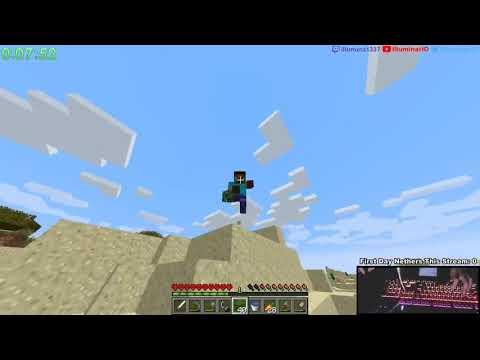 Minecraft Any% Random Seed Glitchless in 36:03 [PB]