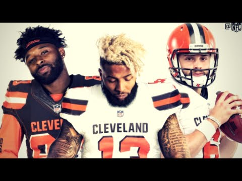 "Odell Beckham Jr. Cleveland Browns Hype Up - ""Murder On My Mind"" YNW Melly"
