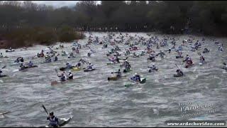 Marathon 2014 des Gorges de l'Ardèche (4K)