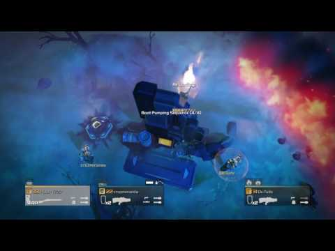 Helldivers - Difficulty 9 - Constitution |