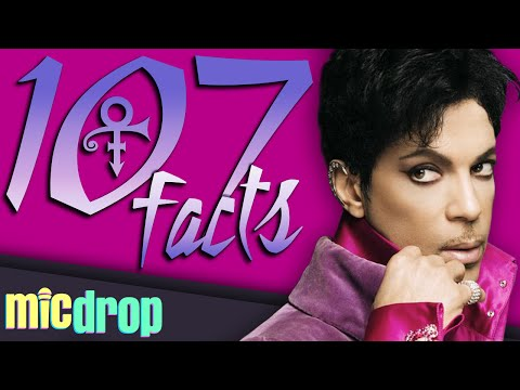 107 Prince Music Facts YOU Should Know Ep #9  MicDrop
