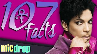 107 Prince Music Facts YOU Should Know (Ep. #9) - MicDrop
