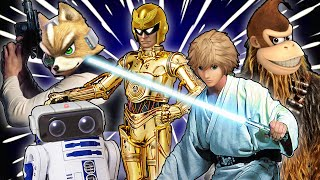 STAR WARS IN SMASH BROS.