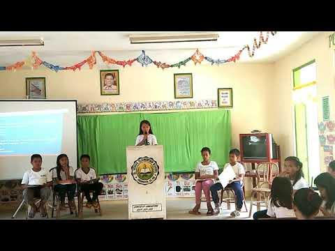 B VENUS ELEMENTARY SCHOOL CLASSROOM DEBATE 2018