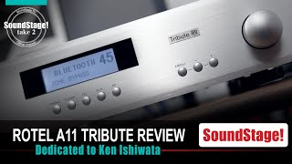 The Audiophile Integrated Amplifier to Beat UNDER $1000. Rotel A11 Tribute Review (Take 2, Ep:34)