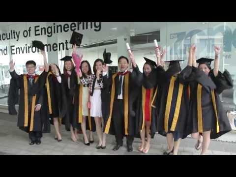 Northumbria University - Intro Video