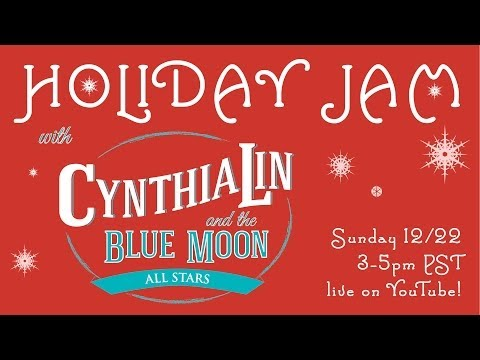 Holiday Jam with the Blue Moon All Stars!