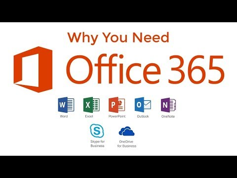 Why You Need Microsoft Office 365!