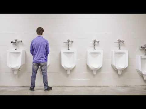Restroom Manners | Proper Distance | Roto-Rooter