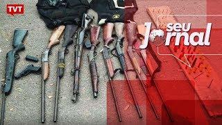 Bolsonaro quer regularizar já 800 mil armas em circulação