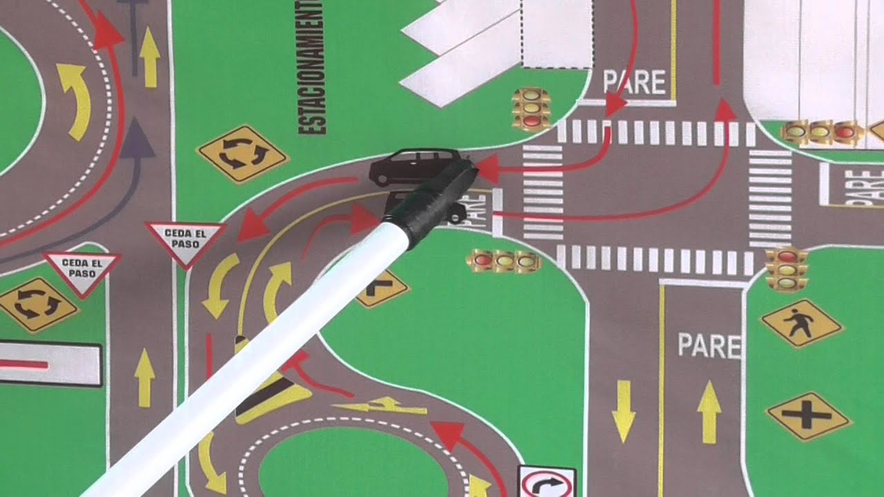 Circuito Y : A b circuito y recorrido ventanilla callao youtube