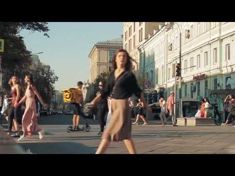 """""""Я люблю тебя, Москва"""" - муз. и сл.  С Серебряков исп.  Анастасия  Березовская"""