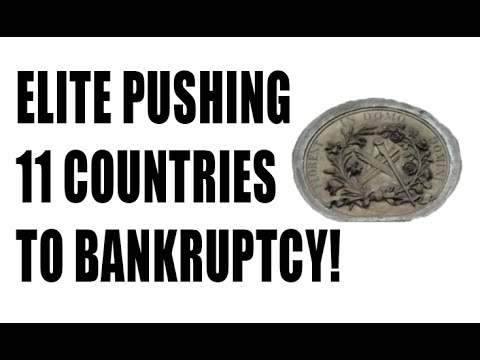 These 11 Countries are Going BANKRUPT! Here's Why.