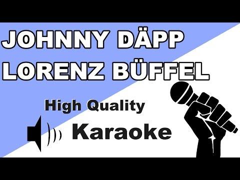 🔴🎤Lorenz Büffel - Johnny Däpp - Instrumental/Karaoke Universe HD🎤🔴