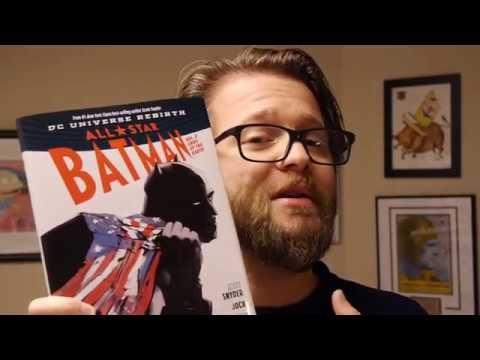 DC Weekly Graphic Novel Review: All Star Batman Vol. 2 Ends of the Earth