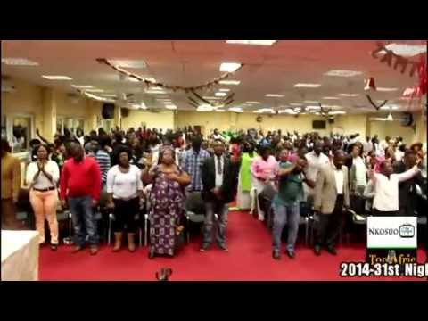 2014 31st Night at Church of Pentecost Hamburg-Germany