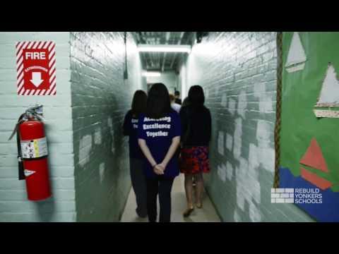 """School 22 """"WALK-THRU"""" - Rebuild Yonkers Schools"""